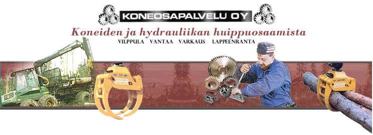 Koneosapalvelu Oy